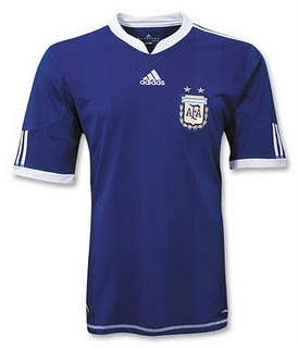 argentina away4 World Cup Shirts: Official Merchandise