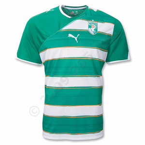 ivory coast world cup shirt away World Cup Shirts: Official Merchandise