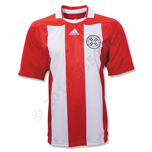 paraguay world cup shirt home World Cup Shirts: Official Merchandise
