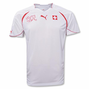 switzerland away world cup shirt1 World Cup Shirts: Official Merchandise