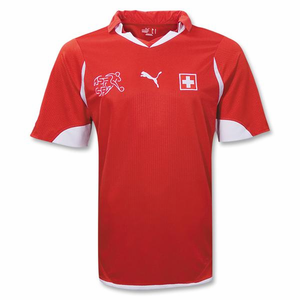 switzerland home world cup shirt1 World Cup Shirts: Official Merchandise