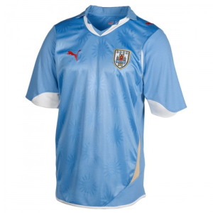 uruguay home World Cup Shirts: Official Merchandise
