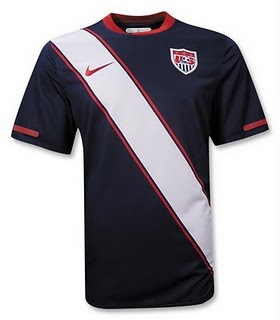 usa world cup shirt away1 World Cup Shirts: Official Merchandise